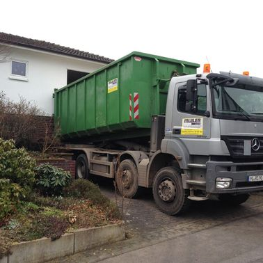 Containervermietung Bad Oeynhausen